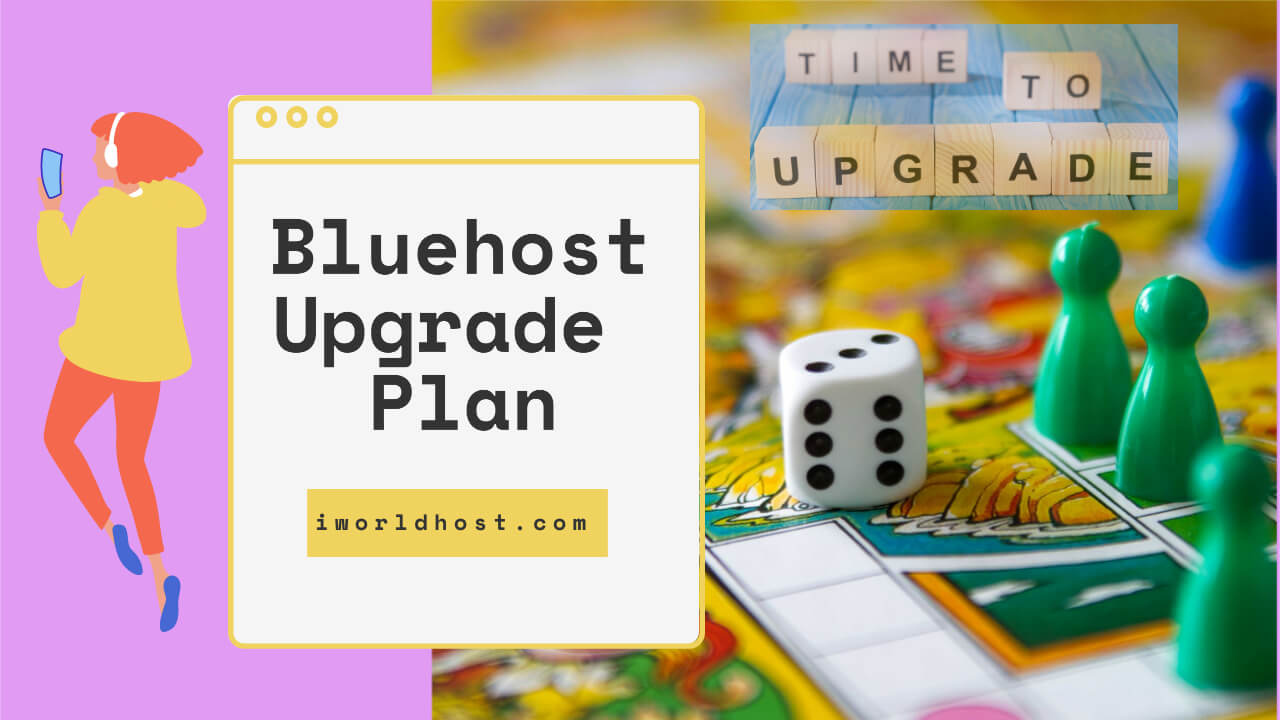 Bluehost Upgrade Plan