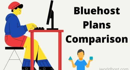 Bluehost Plans Compared